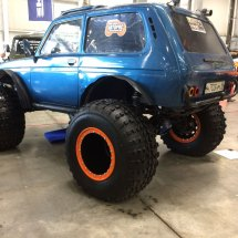 Moskauer Offroad Show 2017