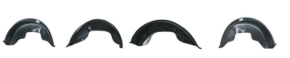 Innenkotflügelsatz (Plastikschalen) X 4 vorne und hinten<br> ( Unsere Empfehlung ) <br>230,00 EUR
