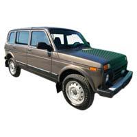 Lada 4X4 Urban 5 Türer