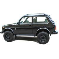 Lada 4X4 Luchs vom Bronto