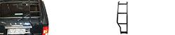 Leiter abgerundet Lada Niva Taiga 4X4 schwarz Heckklappe (rechts) <br> 249,00 EUR