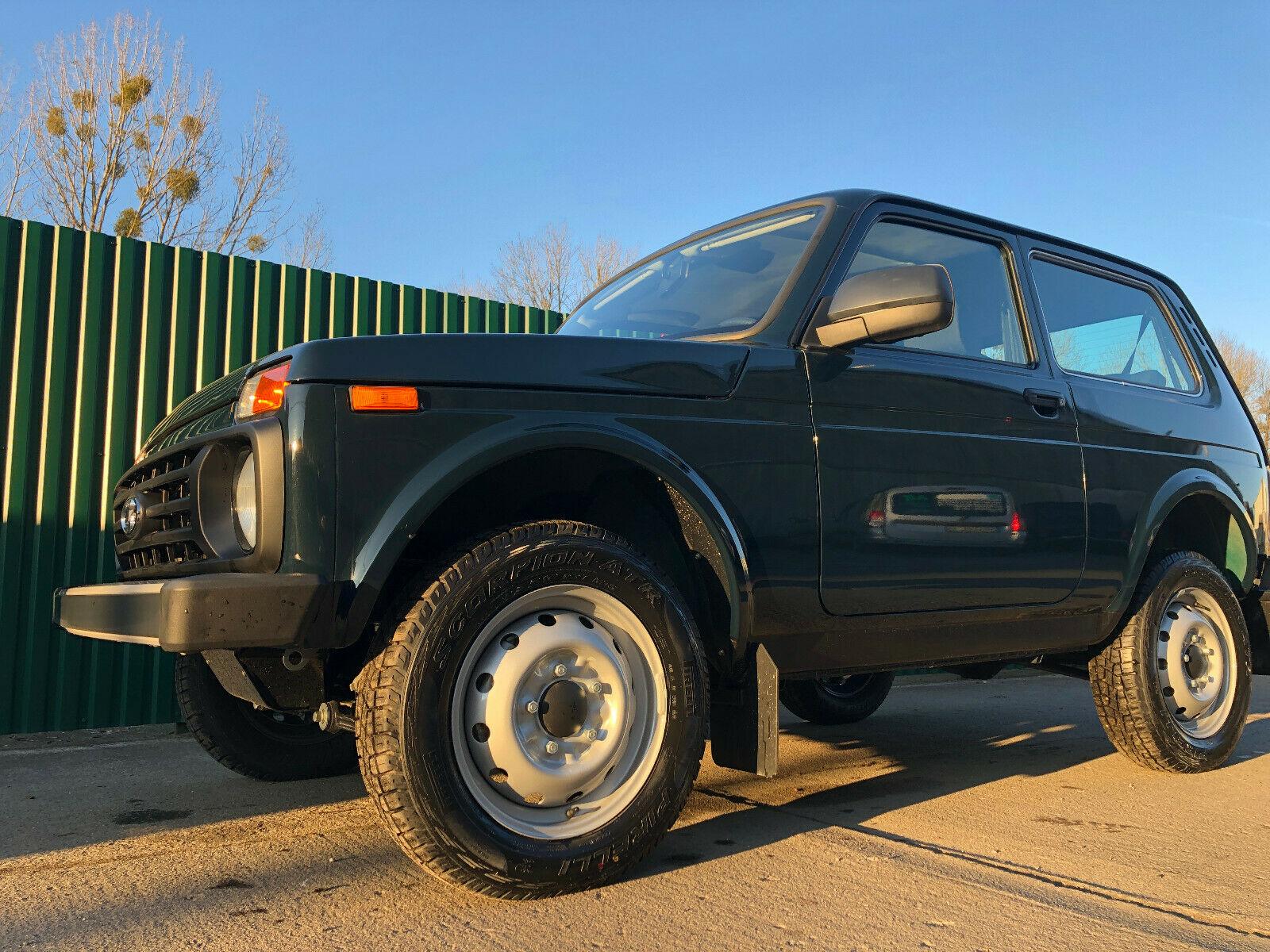 Lada Niva Kaufen Händler Verfügbar