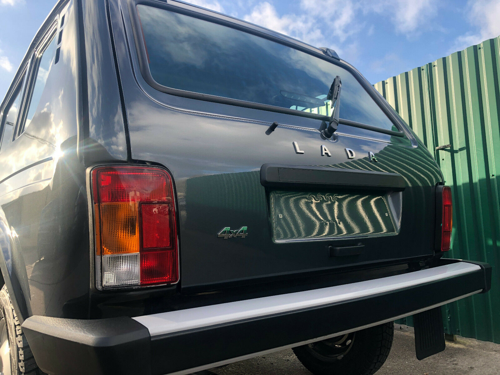 Lada Niva 4X4 Legend Norma kaufen Bild